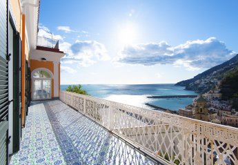 4 bedroom Villa for rent in Amalfi