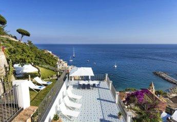 4 bedroom Villa for rent in Amalfi