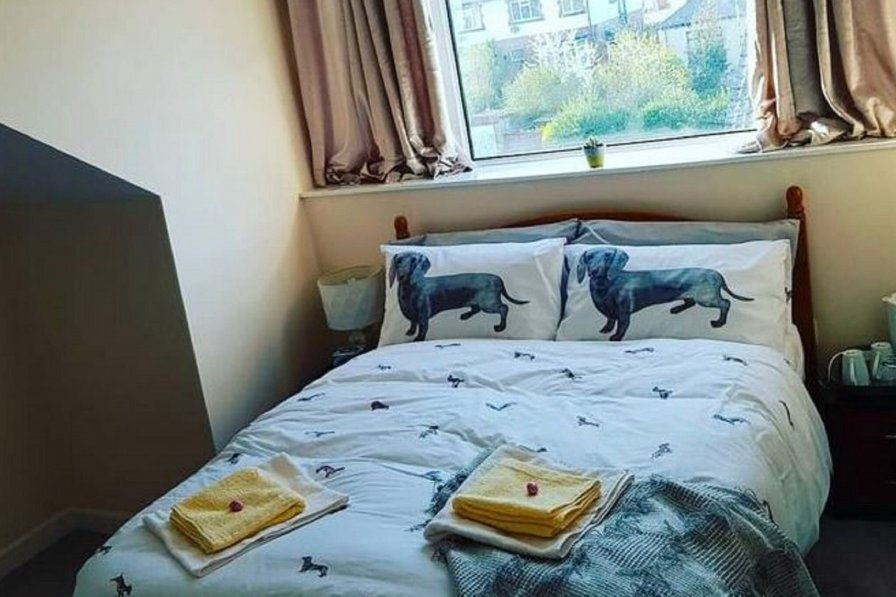 Apartment in United Kingdom, Beeston And Holbeck