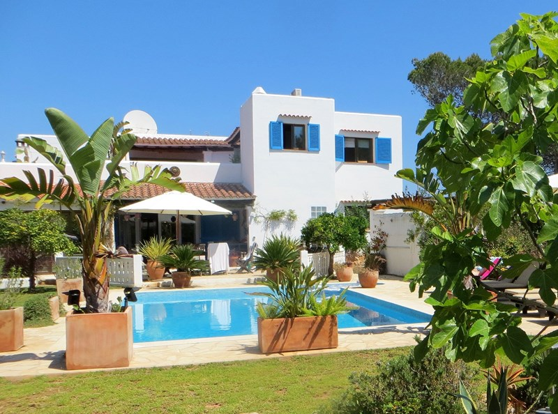 Apartment in santa eulalia del rio spain with shared pool 3530 - Apartamentos santa eulalia ibiza ...