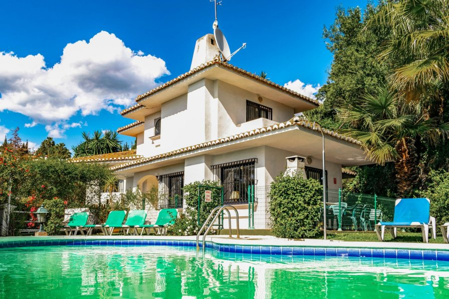 Villa in Spain, La Sierrezuela