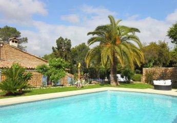 2 bedroom Villa for rent in Antibes
