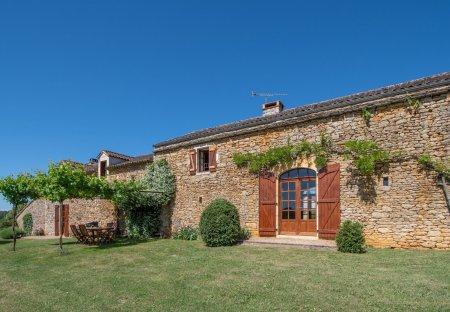 Villa in Sauveterre-la-Lémance, France