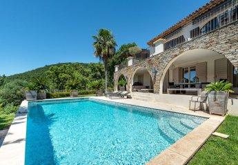 6 bedroom Villa for rent in St Tropez