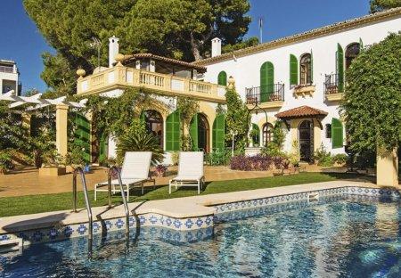 Villa in Cala Mayor, Majorca