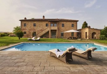 5 bedroom Villa for rent in Montaione
