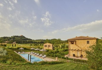 8 bedroom Villa for rent in Montaione