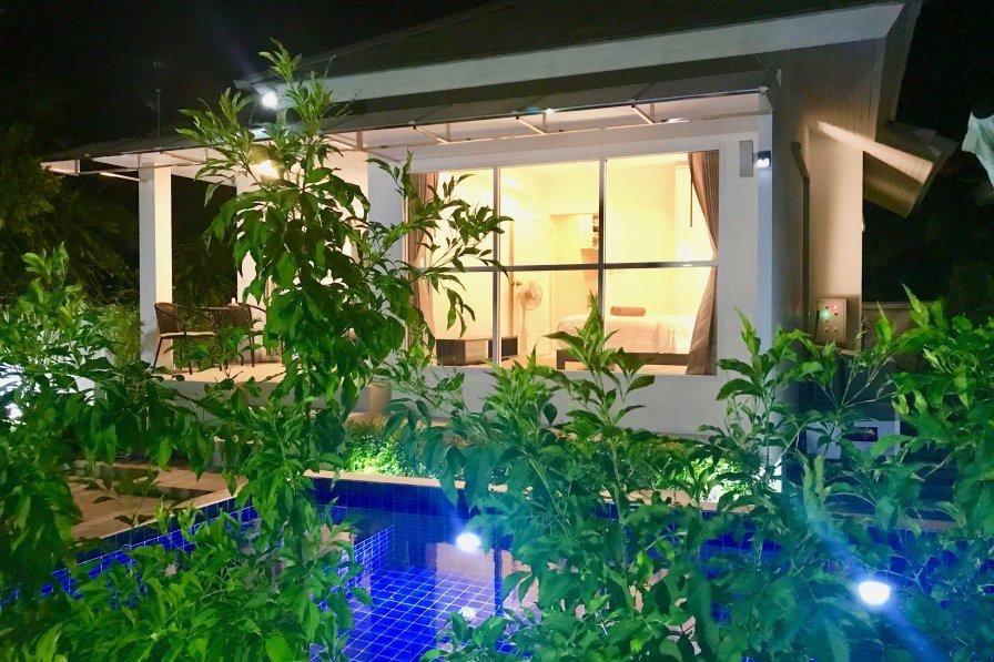 Villa in Thailand, Ban Tai
