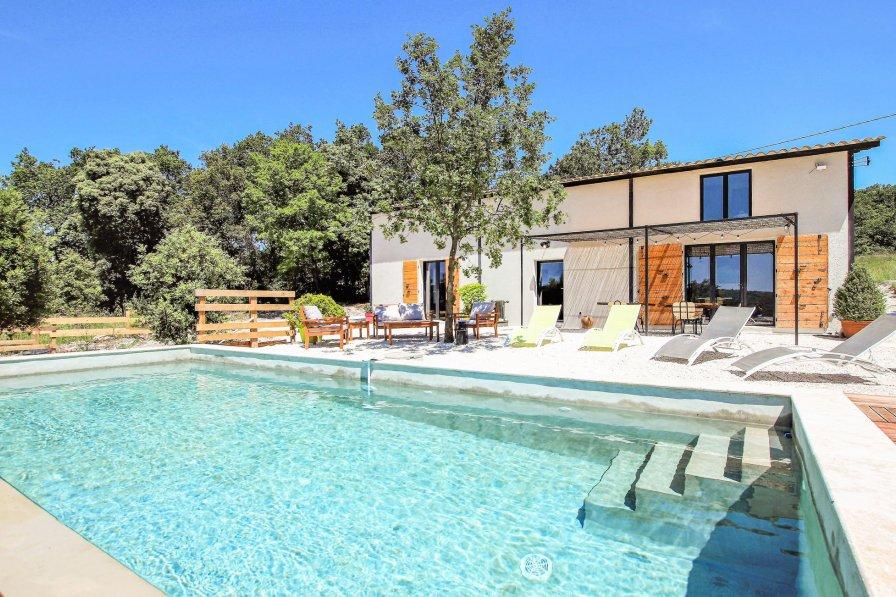 Villa in France, La Garde-Adhémar