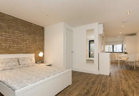 Studio Apartment in Seven Sisters, London