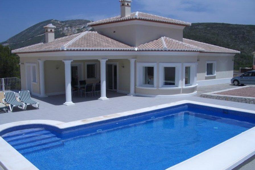 Owners abroad Casa del Erizo: Moraira