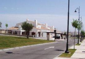 Villa in El Valle Golf Resort, Spain: Outside view