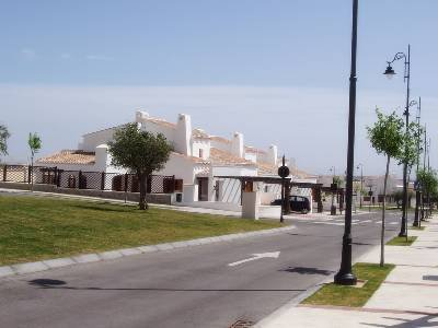 Villa in Spain, El Valle Golf Resort: Outside view