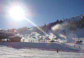 Alpine ski apartment, La Plagne / Les Arcs
