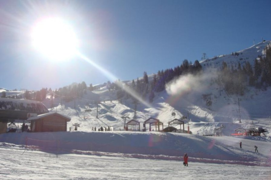 Owners abroad Alpine ski apartment, La Plagne / Les Arcs