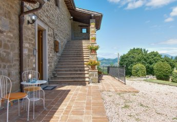 1 bedroom Villa for rent in Gubbio