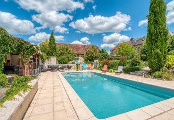 10 bedroom Villa for rent in Gourdon