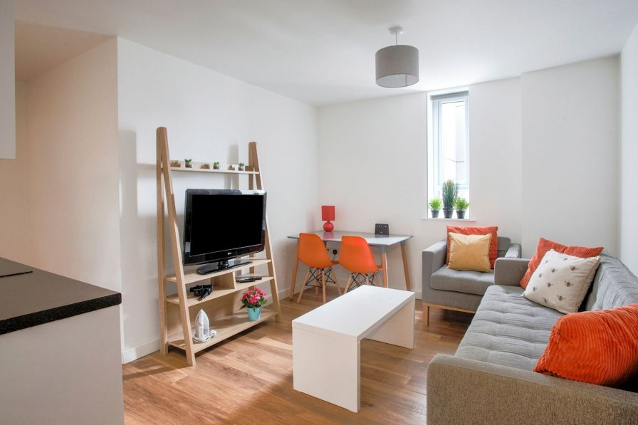 Apartment in United Kingdom, Longford
