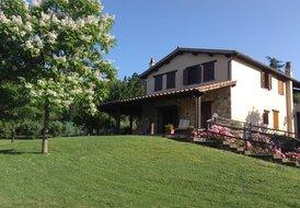 Villa Caterina, Umbria
