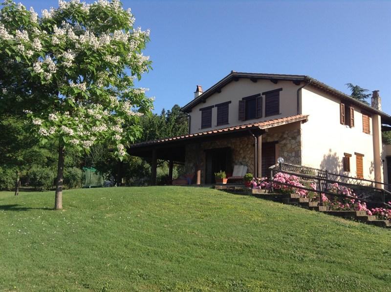 Villa in Italy, Penna in Teverina: Villa Caterina