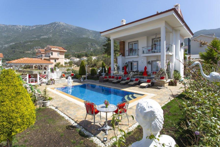 Villa in Turkey, Hisarönü