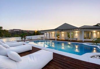 6 bedroom Villa for rent in Benahavis