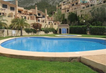 3 bedroom Apartment for rent in Moraira