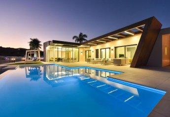6 bedroom Villa for rent in Salobre Golf Resort
