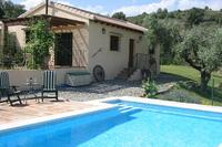 Cottage in Spain, Coin: The Cottage and Pool 8m x 4m