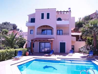 Villa in Greece, Pano stalos: .