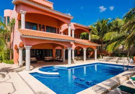 Villa in Tulum, Mexico