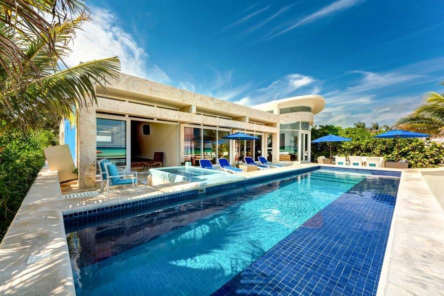 Villa in Mexico, Playa del Carmen