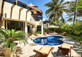 5 bedroom Villa for rent in Playa Del Carmen