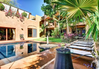 7 bedroom Villa for rent in Playa Del Carmen