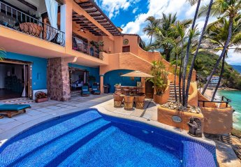 3 bedroom Villa for rent in Puerto Vallarta