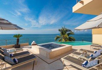 5 bedroom Villa for rent in Puerto Vallarta