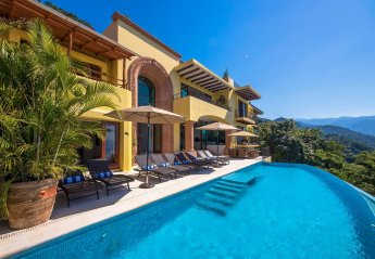 8 bedroom Villa for rent in Puerto Vallarta