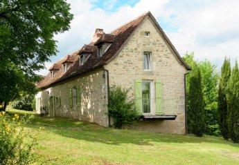 6 bedroom Villa for rent in Gourdon