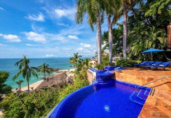 5 bedroom Villa for rent in Puerto Vallarta