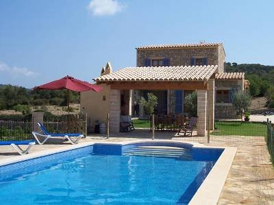 Villa in Spain, Son Servera: Private pool