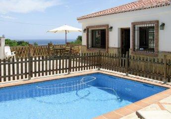 5 bedroom Villa for rent in Almunecar