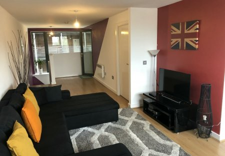 Apartment in Hulme, England