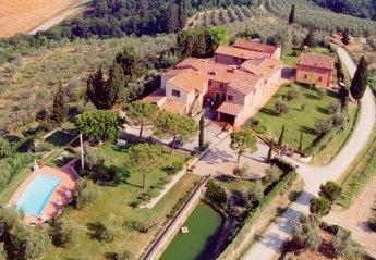 1 bedroom Farmhouse for rent in Castelfiorentino
