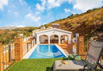 4 bedroom Villa for rent in Competa