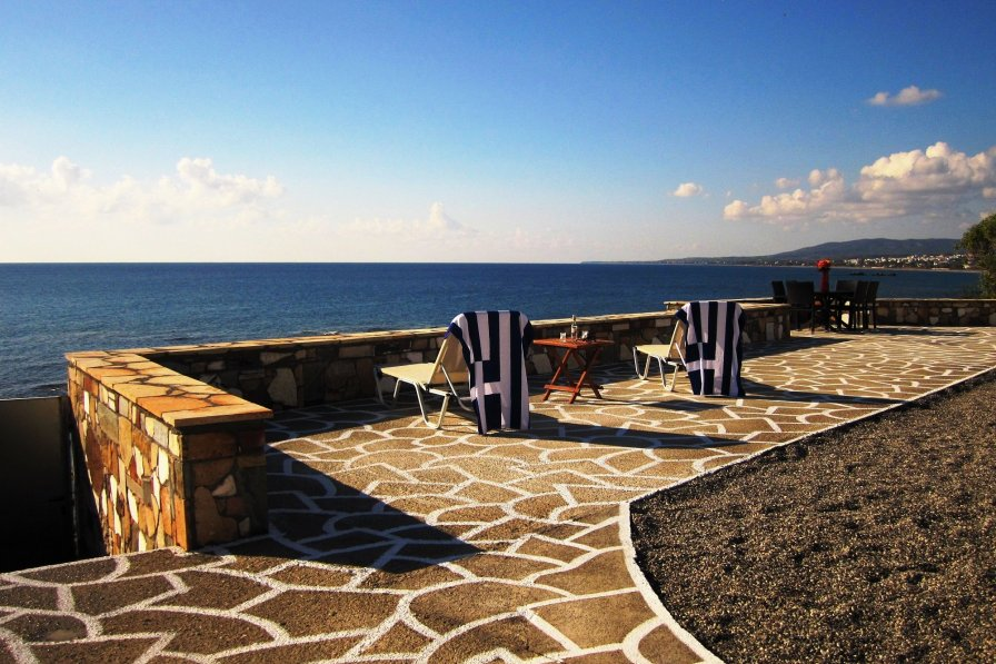 Apartment in Greece, Kiotari