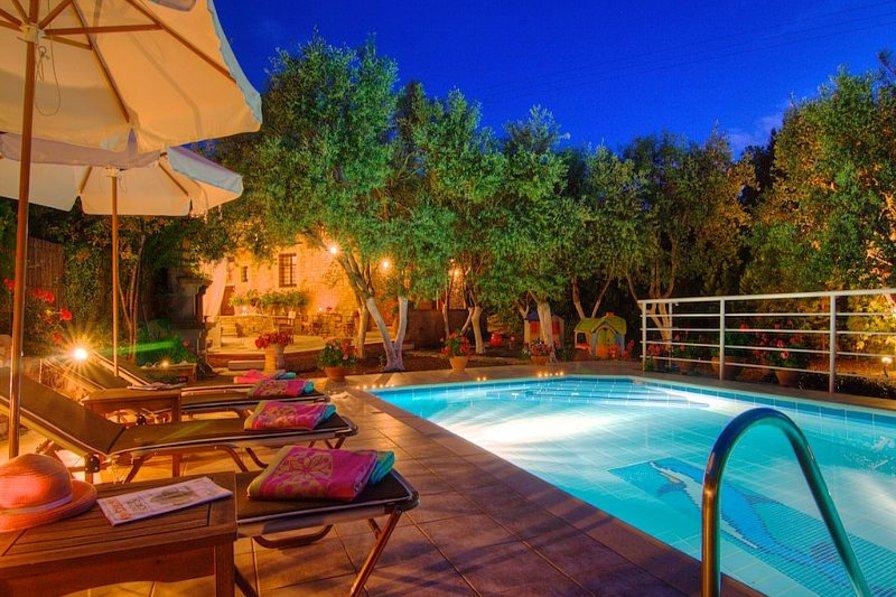 Villa in Greece, Prines: VILLA ANASTASIA