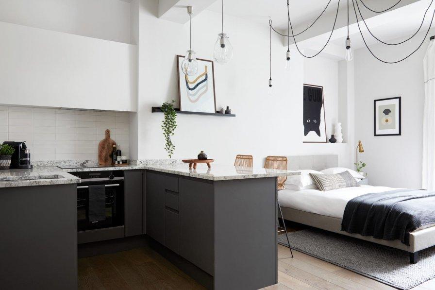 Studio apartment in United Kingdom, Bunhill