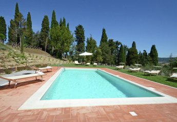 7 bedroom Villa for rent in San Casciano dei Bagni