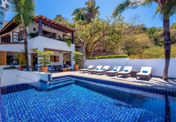 6 bedroom Villa for rent in Puerto Vallarta
