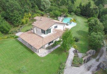 6 bedroom Villa for rent in Umbertide